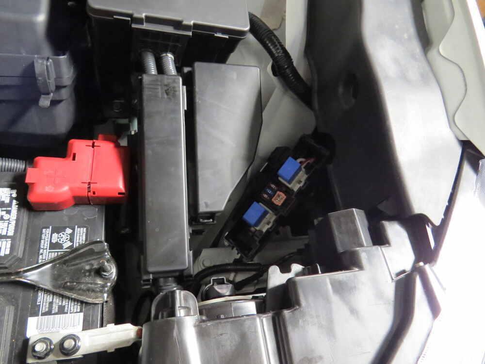 2016 Nissan Pathfinder Custom Fit Vehicle Wiring