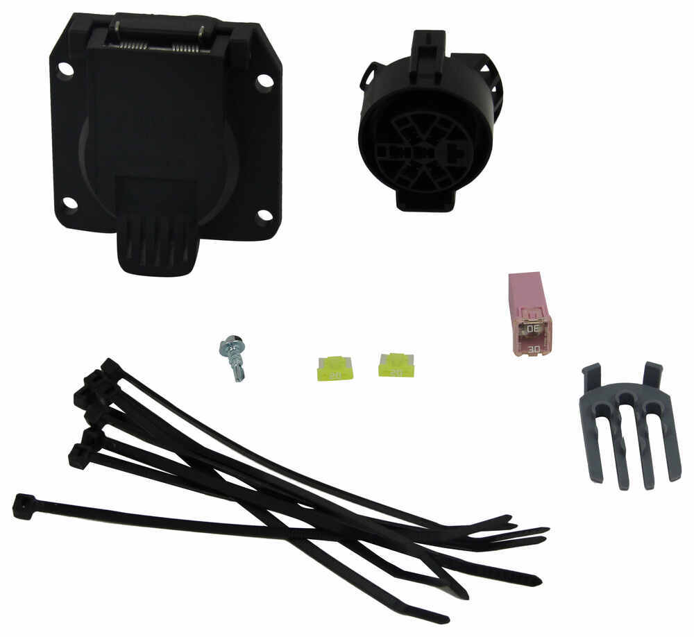 Humvee Builder as well Trailer besides 2001 Ford Super Duty Trailer Wiring Diagram further P 0996b43f8025ef0a together with How To Install Tesla Model X Hitch. on tow package wiring harness