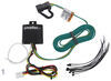 T-One Vehicle Wiring Harness for Factory Tow Package - 4-Pole Flat Trailer Connector