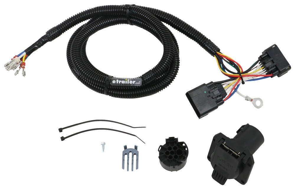 2018 Ford F 150 T One Vehicle Wiring Harness With 7 Way