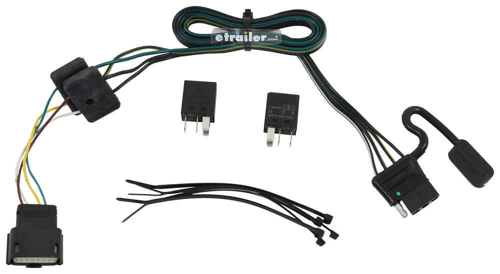 2018 chevrolet equinox t one vehicle wiring harness for