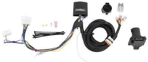2017 Honda Pilot T-one Vehicle Wiring Harness For Factory Tow Package