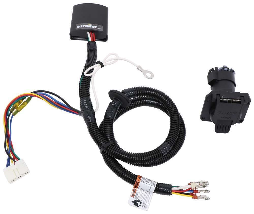 2019 Acura MDX T-One Vehicle Wiring Harness With 7-Way