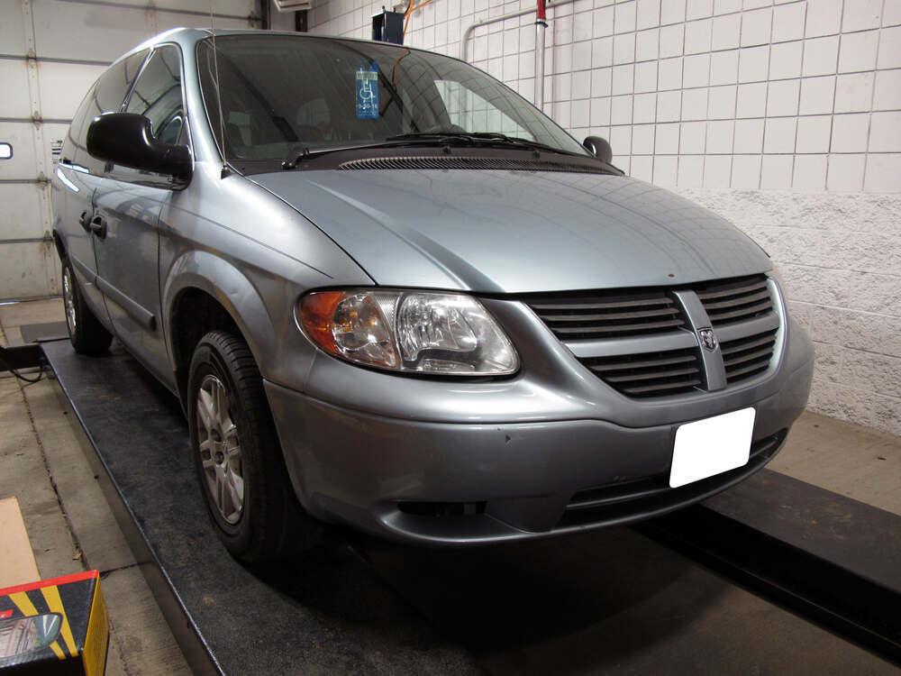 2007 Dodge Grand Caravan Custom Fit Vehicle Wiring - Tekonsha