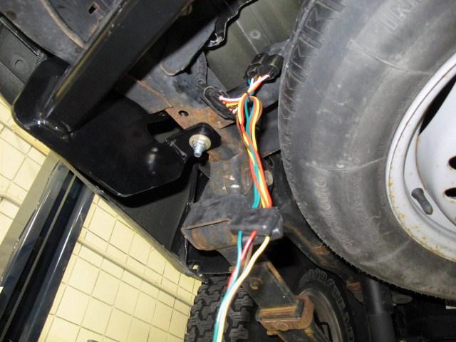 2012 gmc canyon custom fit vehicle wiring tekonsha. Black Bedroom Furniture Sets. Home Design Ideas