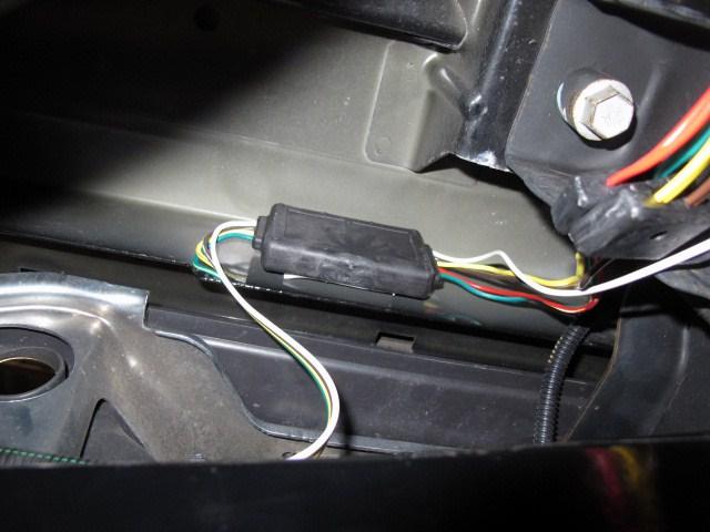2005 GMC Canyon Custom Fit Vehicle Wiring - Tekonsha