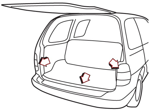 2003 ford windstar custom fit vehicle wiring