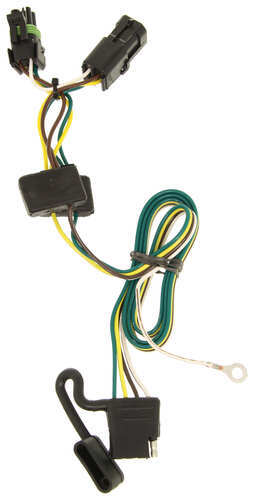 trailer wiring harness installation 1993 chevrolet s 10 pickup rh etrailer com chevy s10 trailer wiring harness s10 trailer wiring diagram