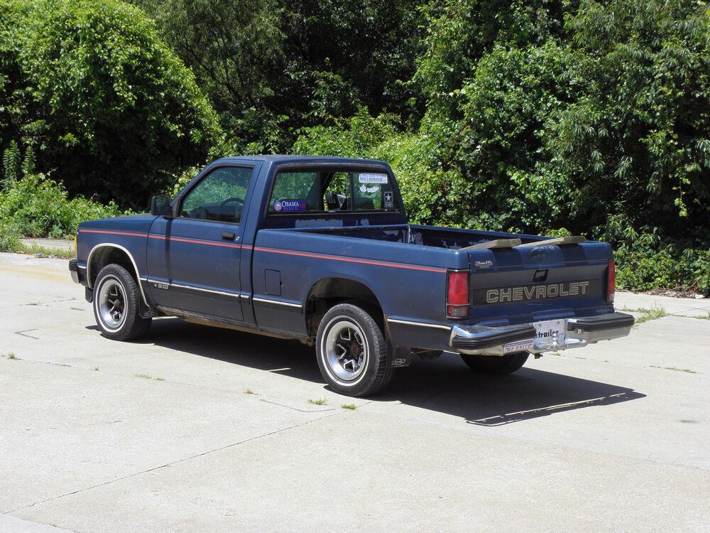 Chevrolet Blazer Custom Fit Vehicle Wiring Tekonsha