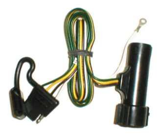 ford ranger tow wiring harness diagram tractor repair pickup t one vehicle wiring harness 4 pole