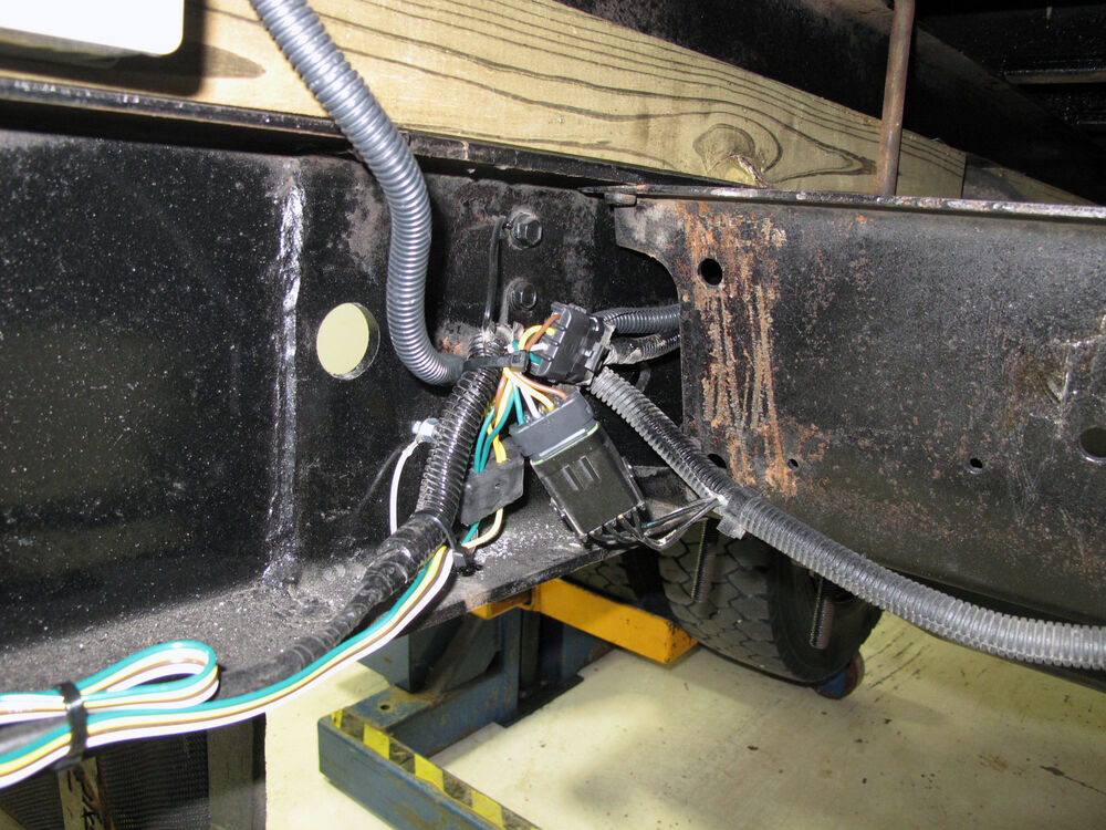 Flat Trailer Wiring Harness For Silverado Free Download Wiring