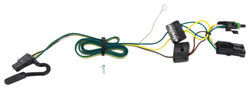 Tekonsha 1990 Chevrolet C/K Series Pickup Custom Fit Vehicle Wiring