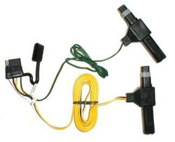 Tekonsha 1998 Dodge Ram Pickup Custom Fit Vehicle Wiring