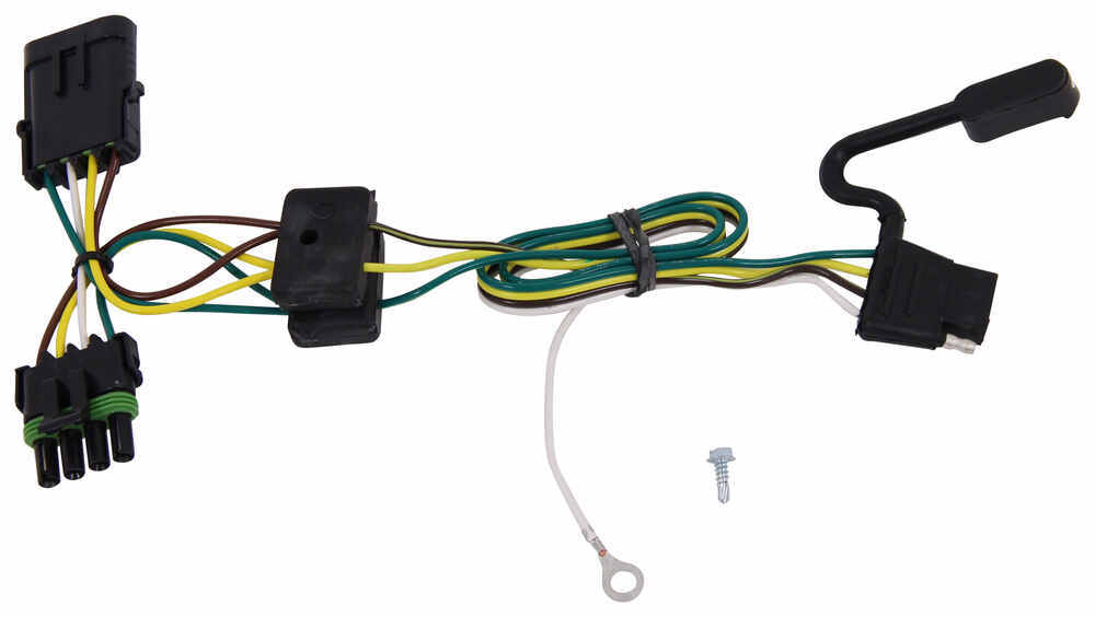 7 way trailer plug wiring diagram chevy tahoe chevrolet tahoe trailer plug wiring 1999 chevrolet tahoe custom fit vehicle wiring - tekonsha