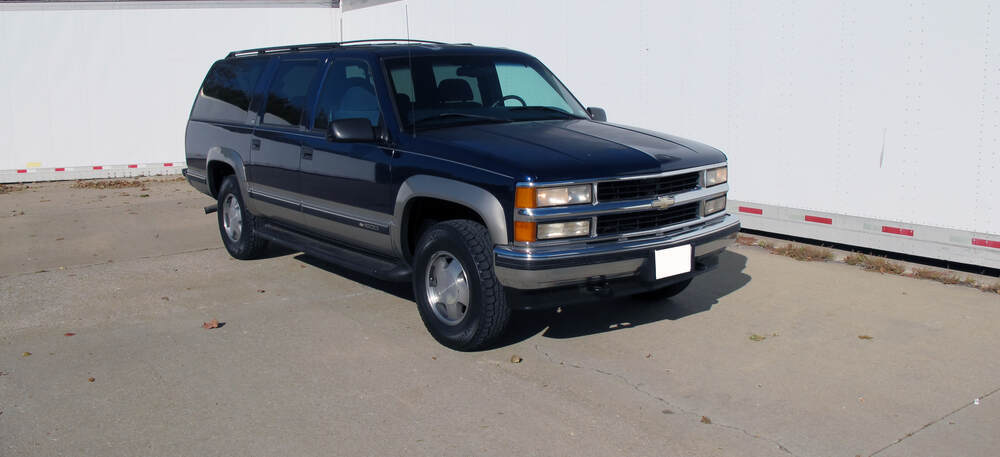 2000 cadillac escalade t one vehicle wiring harness with 4 7 Pin Trailer Wiring Harness Six Pin Trailer Wiring Diagram