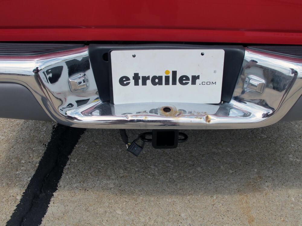 2000 Dodge Dakota Trailer Wiring Harness : T one vehicle wiring harness with pole flat trailer