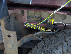 1997 dodge dakota custom fit vehicle wiring - tekonsha 1997 dodge dakota trailer wiring 1997 dodge dakota trailer wiring diagram