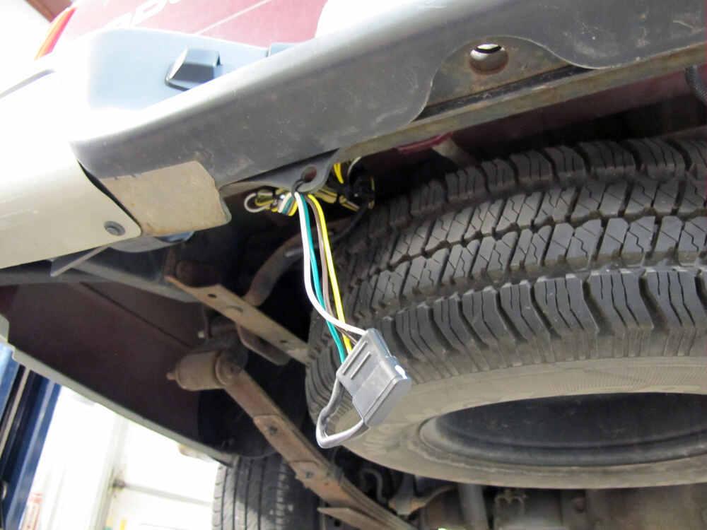 2000 Dodge Dakota Trailer Wiring Harness : Dodge dakota custom fit vehicle wiring tekonsha