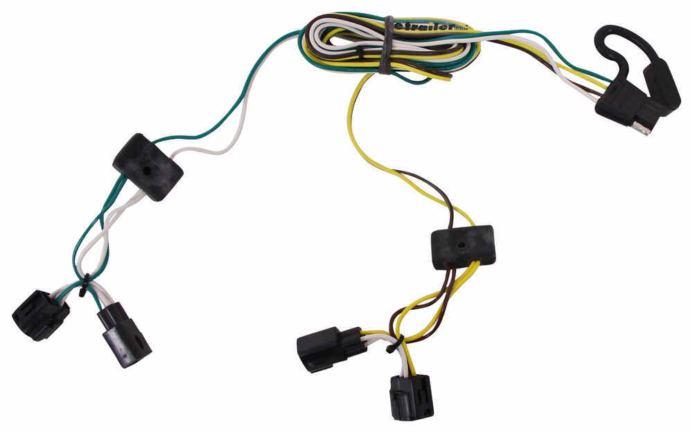 Trailer Wiring Harness For Dodge Dakota : Dodge dakota trailer wiring harness get free image about
