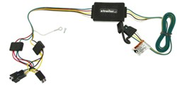 Tekonsha 1995 Jeep Cherokee Custom Fit Vehicle Wiring