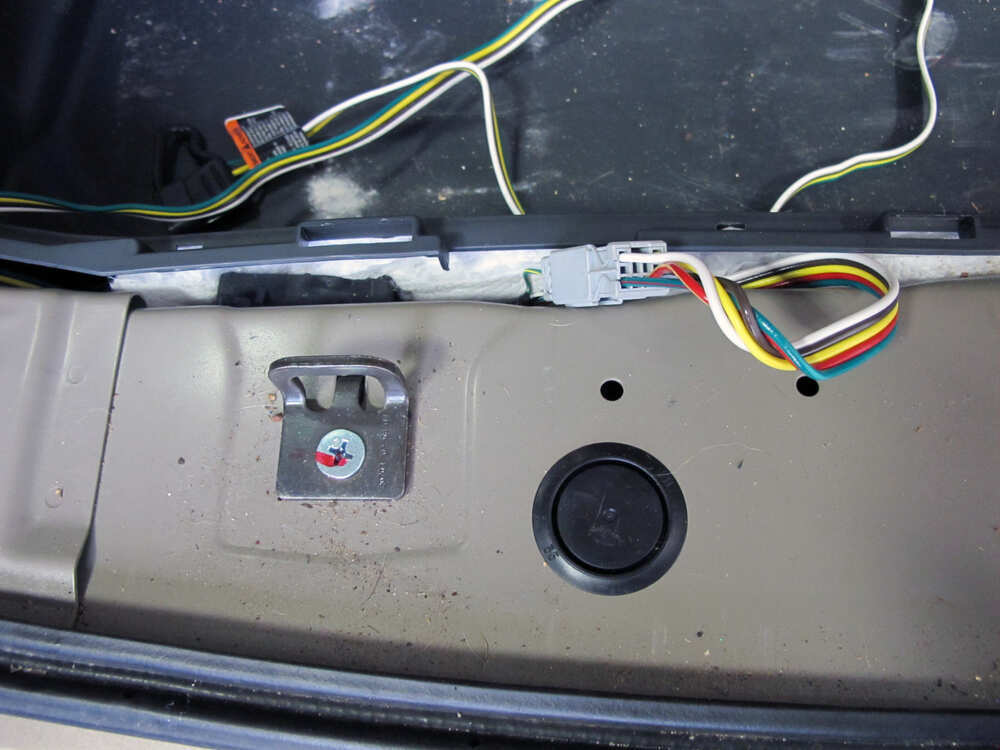 Honda pilot t one vehicle wiring harness with pole