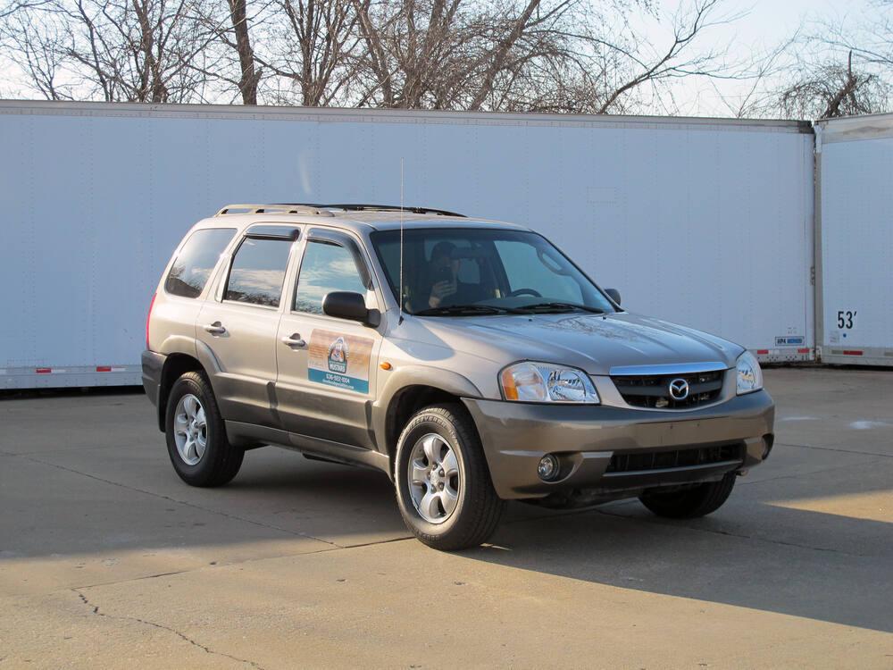 2003 Mazda Tribute Custom Fit Vehicle Wiring