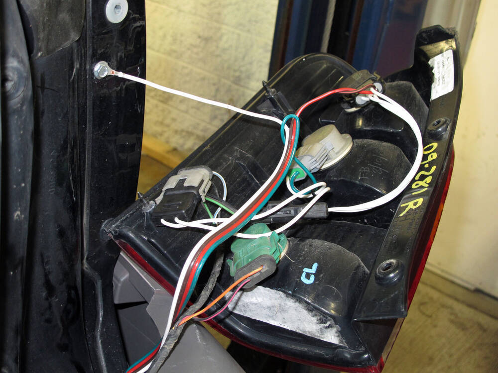 2002 Ford Escape Custom Fit Vehicle Wiring