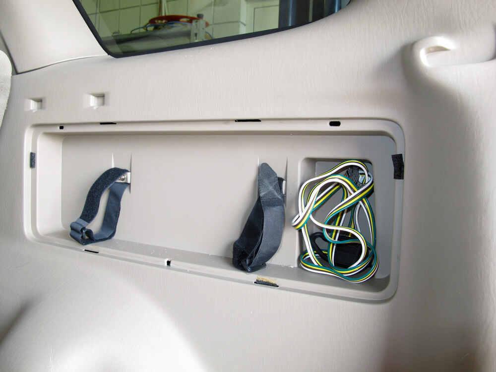 2002 Mazda Tribute Custom Fit Vehicle Wiring