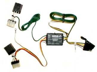 0 nissan pathfinder custom fit vehicle wiring tekonsha