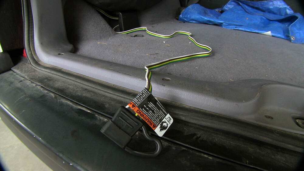 Trailer Wiring Harness For 1998 Jeep Grand Cherokee : Jeep cherokee t one vehicle wiring harness with