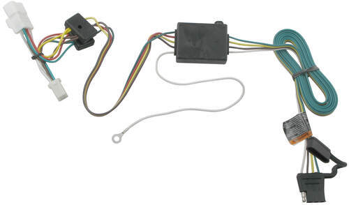 118354_500 trailer wiring harness installation 1999 jeep cherokee video jeep xj trailer wiring harness at crackthecode.co
