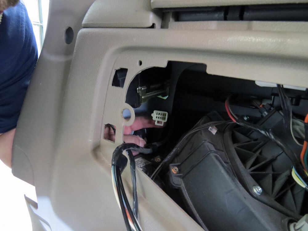 2000 oldsmobile silhouette custom fit vehicle wiring tekonsha