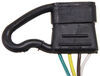 118356 - 4 Flat Tekonsha Custom Fit Vehicle Wiring