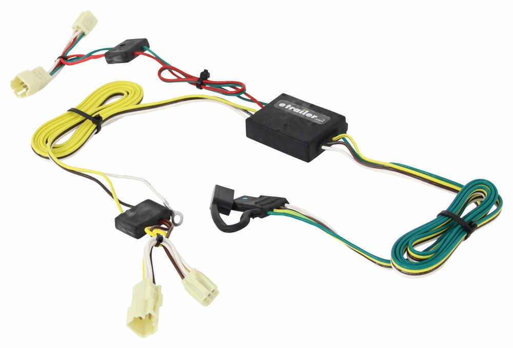 Toyota Camry Trailer Wiring Harness : Toyota camry t one vehicle wiring harness with pole