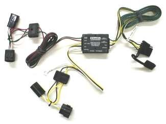 118360_500 t one vehicle wiring harness with 4 pole flat trailer connector 1990 Toyota Pickup Wiring Harness at gsmx.co