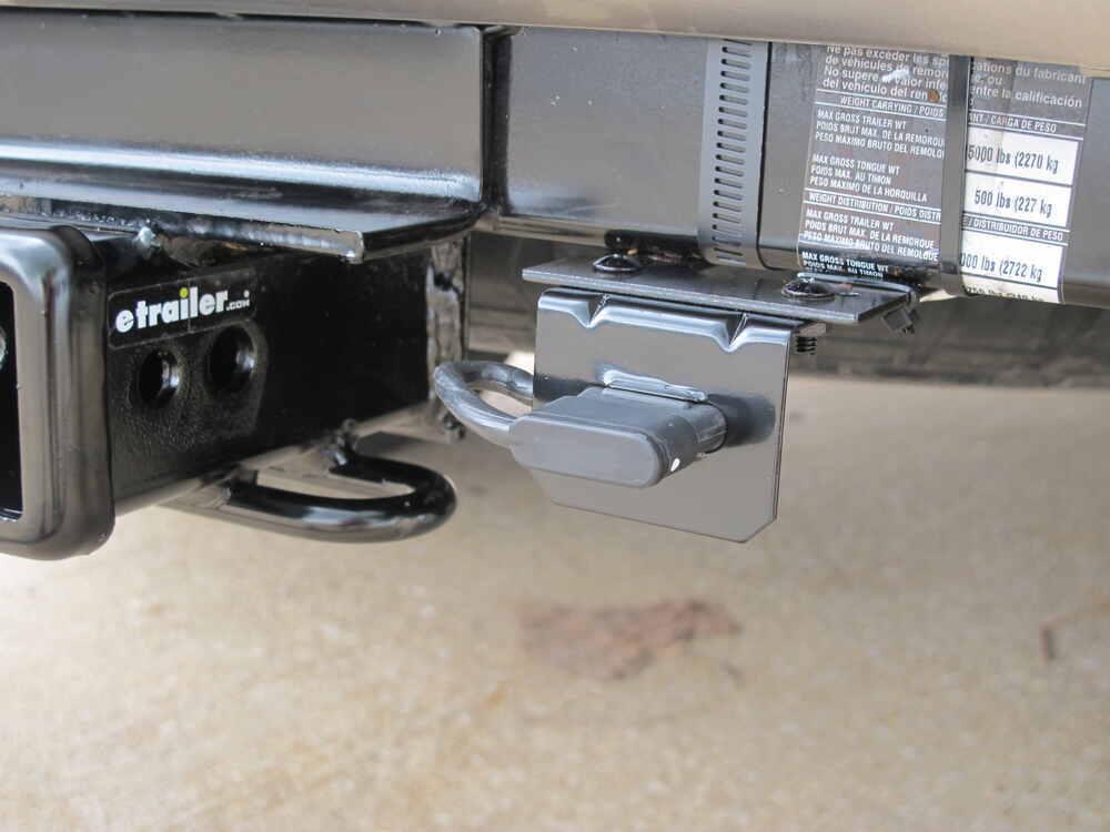 Trailer Wiring Harness For Toyota Land Cruiser : Toyota land cruiser custom fit vehicle wiring tekonsha