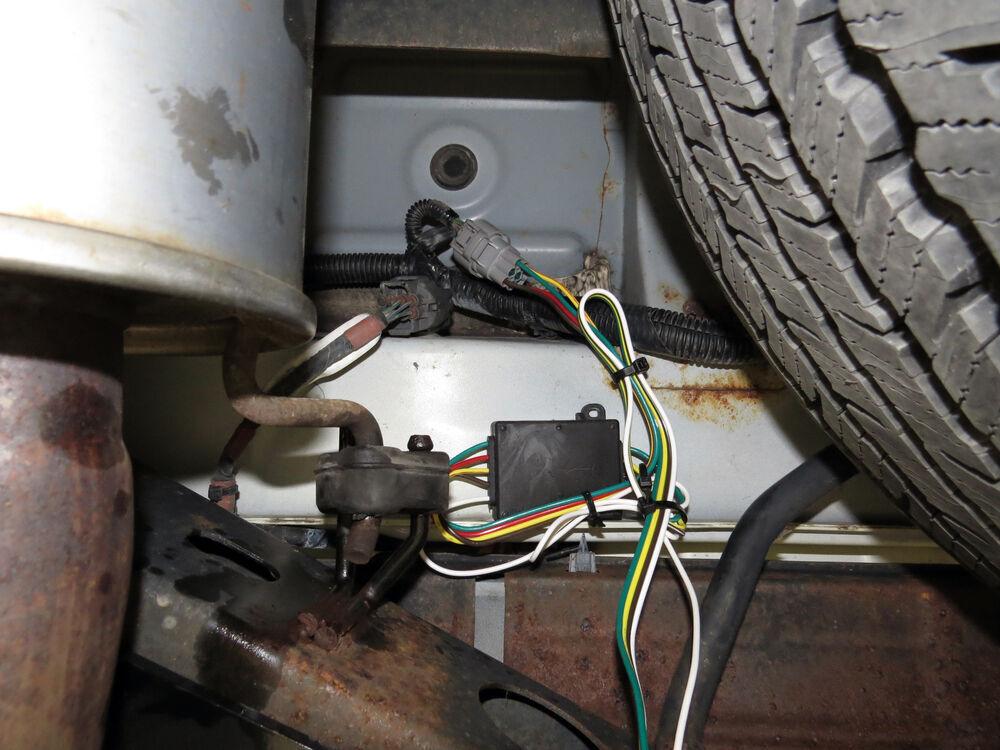0 Lexus Lx 470 Custom Fit Vehicle Wiring