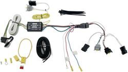trailer wiring harness installation 2001 ford windstar video rh etrailer com