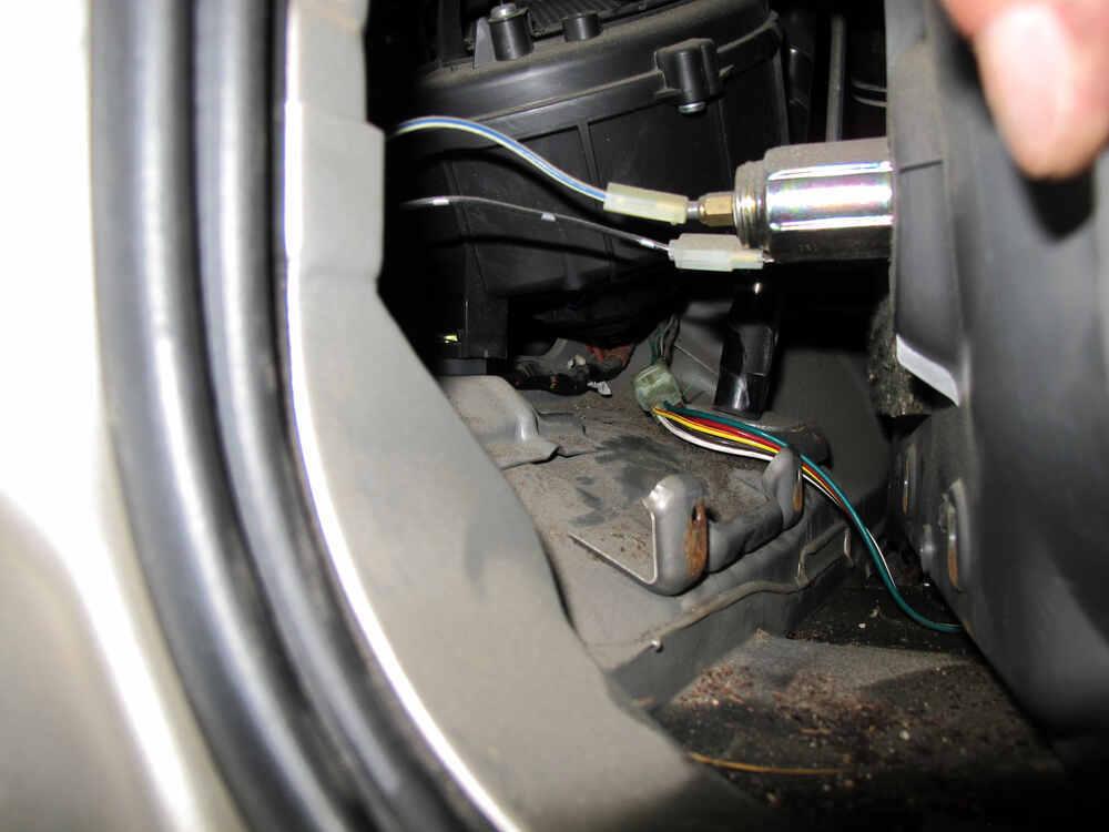 2001 Suzuki Grand Vitara Custom Fit Vehicle Wiring