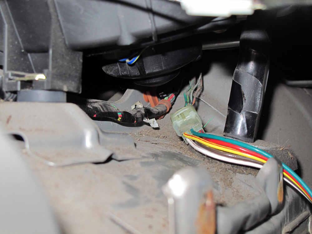 2003 Chevrolet Tracker Custom Fit Vehicle Wiring