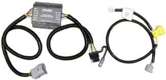 Wiring Harness For Flat Towing