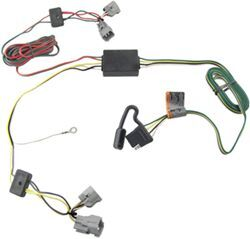 118380_250 trailer wiring harness installation 2004 mitsubishi montero 2005 Mitsubishi Montero Sport at nearapp.co
