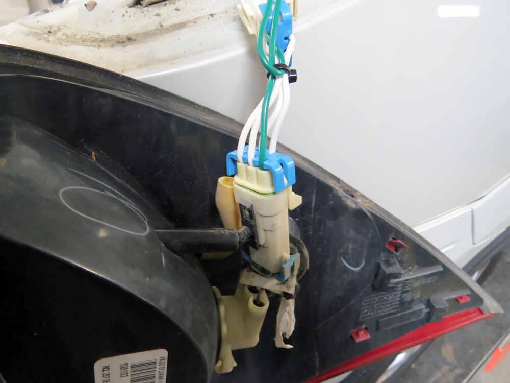 2002 buick rendezvous custom fit vehicle wiring tekonsha