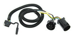 Tekonsha 2013 Chevrolet Silverado Custom Fit Vehicle Wiring
