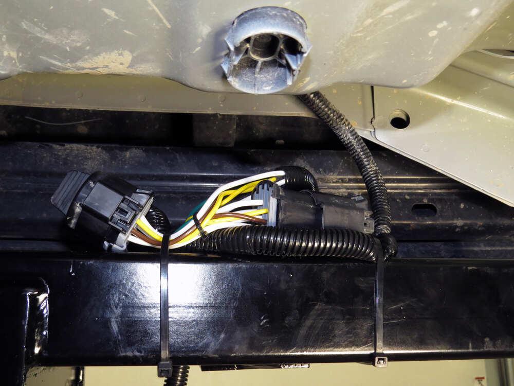 2001 chevrolet silverado custom fit vehicle wiring tekonsha. Black Bedroom Furniture Sets. Home Design Ideas