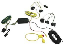 trailer wiring harness installation - 2005 ford freestar video    etrailer com