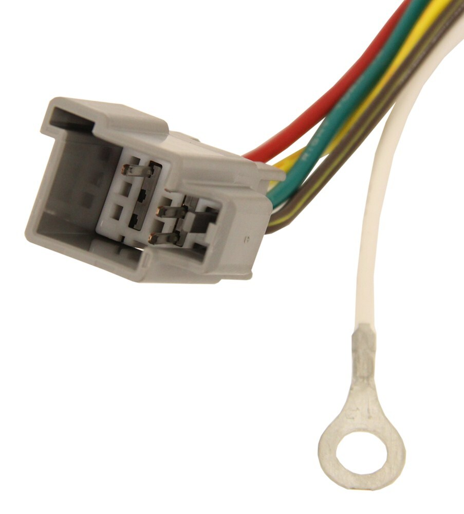 2005 Chevrolet Equinox Trailer Wiring Harness