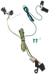 Tekonsha 2013 Chevrolet Express Van Custom Fit Vehicle Wiring