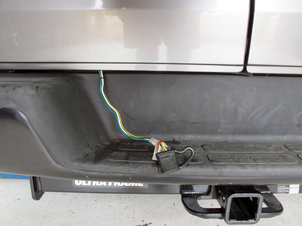 2007 Chevrolet Express Van Custom Fit Vehicle Wiring