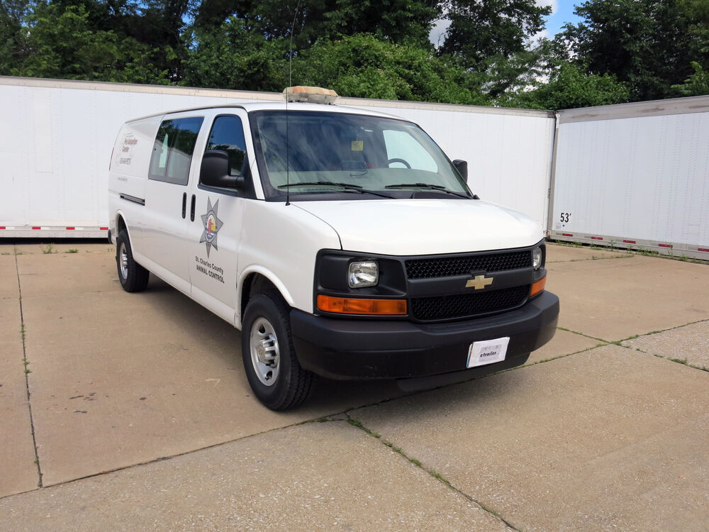 2015 Chevrolet Express Van Custom Fit Vehicle Wiring
